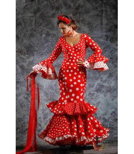 woman flamenco dresses 2019 - Roal - Flamenca dress Quema