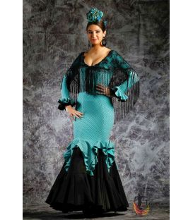 woman flamenco dresses 2019 - Roal - Flamenca dress Paloma