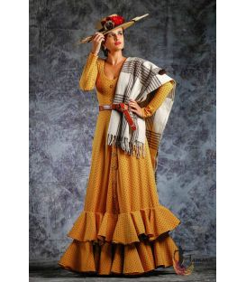 woman flamenco dresses 2019 - Roal - Flamenca dress Camelia