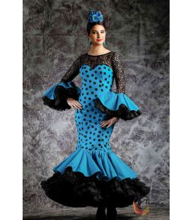 woman flamenco dresses 2019 - Roal - Flamenca dress Marieta