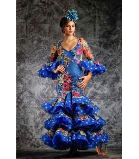 woman flamenco dresses 2019 - Roal - Flamenca dress Castañuelas