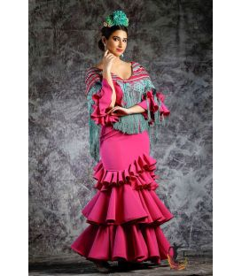 woman flamenco dresses 2019 - Roal - Flamenca dress Saeta