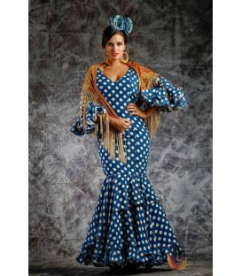 woman flamenco dresses 2019 - Roal - Flamenca dress Garlochi