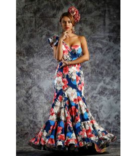woman flamenco dresses 2019 - Roal - Flamenca dress Cantiña