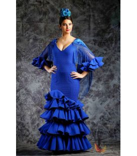 woman flamenco dresses 2019 - Roal - Flamenca dress Marbella