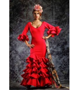 woman flamenco dresses 2019 - Roal - Flamenca dress Granada