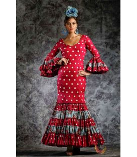 woman flamenco dresses 2019 - Roal - Flamenca dress Amaya