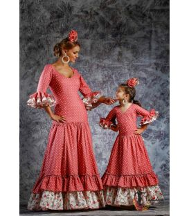 girl flamenco dresses 2019 - Roal - Flamenca dress Ensueño girl