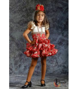 Flamenca dress Hechizo girl