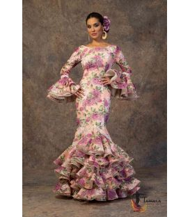 woman flamenco dresses 2019 - Aires de Feria - Flamenca dress Abril