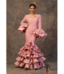 woman flamenco dresses 2019 - Aires de Feria - Flamenca dress Al-Andalus