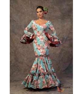 woman flamenco dresses 2019 - Aires de Feria - Flamenca dress Candela