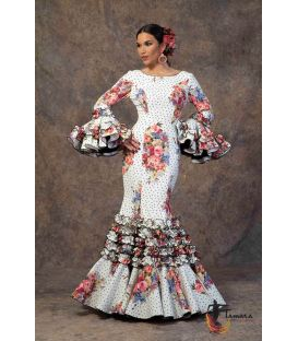 woman flamenco dresses 2019 - Aires de Feria - Flamenca dress Ilusiones