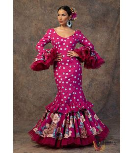 woman flamenco dresses 2019 - Aires de Feria - Flamenca dress Piropo