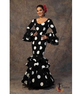 woman flamenco dresses 2019 - Aires de Feria - Flamenca dress Poema
