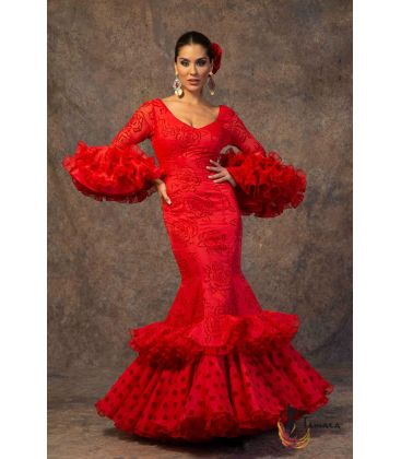 woman flamenco dresses 2019 - Aires de Feria - Flamenca dress Primavera