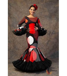 woman flamenco dresses 2019 - Aires de Feria - Flamenca dress Relente