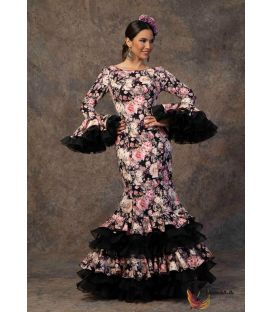 woman flamenco dresses 2019 - Aires de Feria - Flamenca dress Requiebro