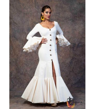 woman flamenco dresses 2019 - Aires de Feria - Flamenca dress Rocio