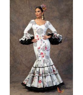 woman flamenco dresses 2019 - Aires de Feria - Flamenca dress Romance