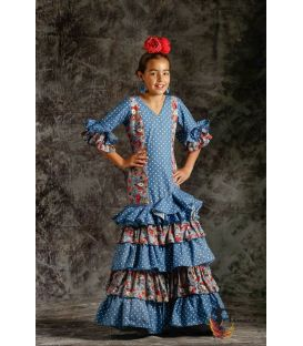 robes de flamenco 2019 pour enfant - Roal - Robe de flamenca Abril