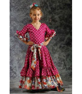 Flamenca dress Ensueño