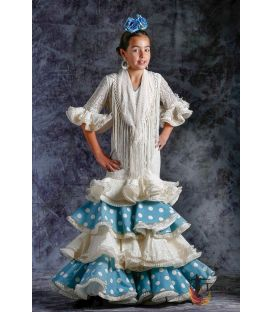 robes de flamenco 2019 pour enfant - Roal - Robe de flamenca Feria