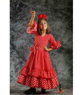Flamenca dress Ensueño lunares