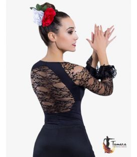 Fabiola Body - Lace and flounces