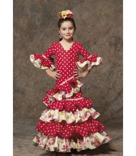 girl flamenco dresses 2019 - Aires de Feria - Flamenca dress Flor girl
