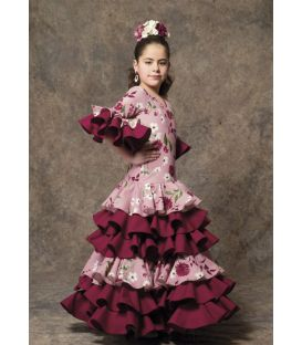 girl flamenco dresses 2019 - Aires de Feria - Flamenca dress Granada girl