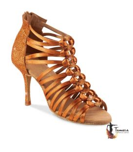 ballroom and latin shoes for woman - Rummos - Elite Bachata Design 1