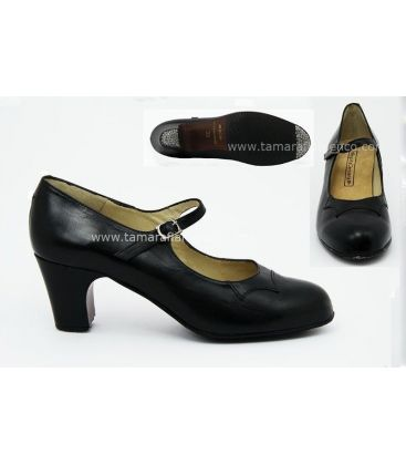 trainning flamenco shoes semiprofessional - Begoña Cervera - Semiprofessional-trainning flamenco shoe Begoña Cervera black