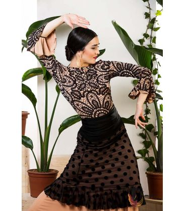 maillots bodys flamenco tops for woman - - Albores Top