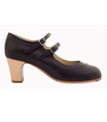flamenco shoes professional for woman - Begoña Cervera - flamenco shoes begoña cervera 2 correas