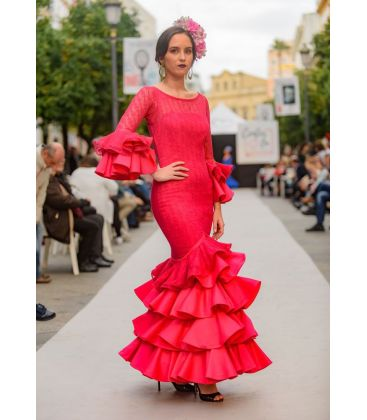 flamenco dresses woman in stock immediate shipping - Roal - Size 38 - Estepona (Same photo)
