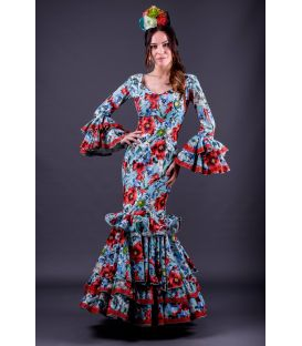 trajes de flamenca 2015 en stock envio 24h - Roal - Taille 40 - Trigal (Identique à la photo)