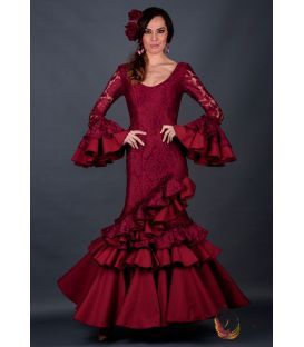 Flamenca dress Adriana