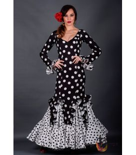 Flamenca dress Blanca