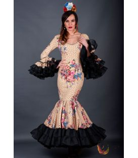 Flamenca dress Reyes Flowers