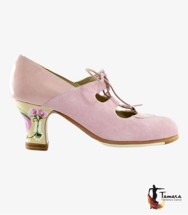 flamenco shoes professional for woman - Begoña Cervera - Floreo