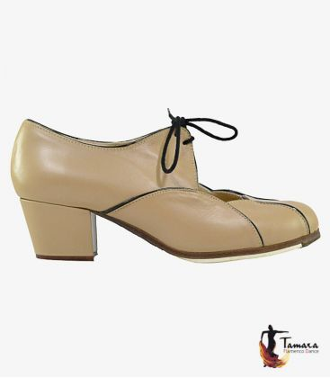 in stock flamenco shoes professionals - Begoña Cervera - Acuarela Cordones
