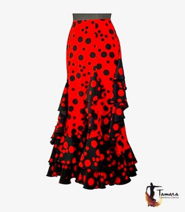 flamenco skirts for woman - - Verdiales ( With your measures and choosing colors)