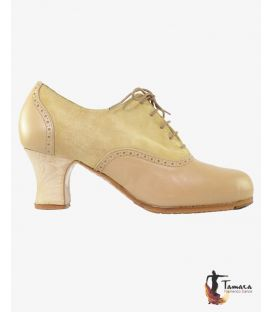 Garrotin - Customizable professional flamenco shoe botin
