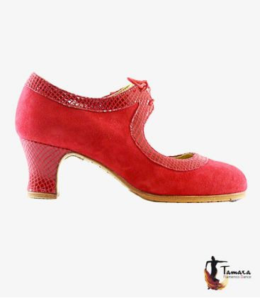 tamara flamenco brand - - Tiento - Customizable professional flamenco shoe leather and snake