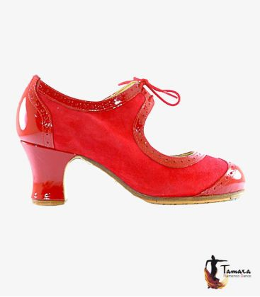 tamara flamenco brand - - Bolero - Customizable professional flamenco shoe leather and snake