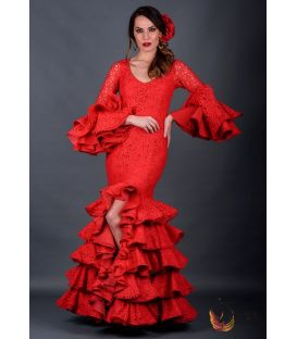 Flamenca dress Diamante