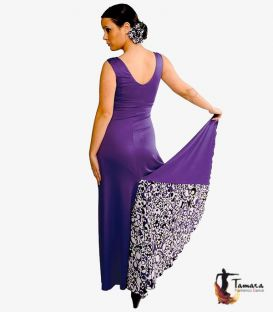 flamenco dance dresses for woman - - Soleá - Knited ( Choosing colors )
