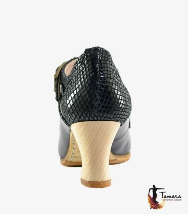 in stock flamenco shoes professionals - - La Lupi Alegria Snake - In Stock