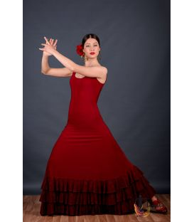 Robe flamenco costume de flamenco